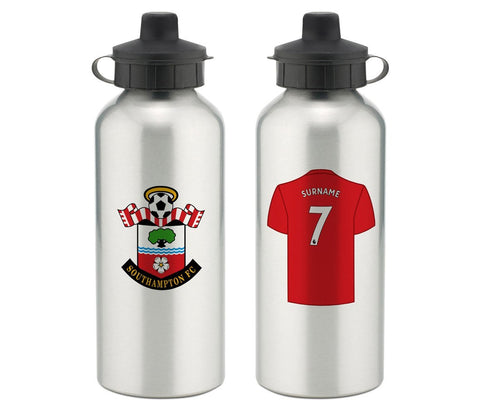 Personalised Southampton Water Bottle - Official Merchandise Gifts