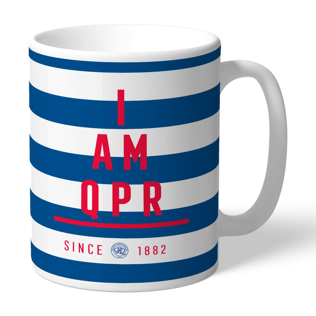 Queens Park Rangers FC I Am Mug - Official Merchandise Gifts