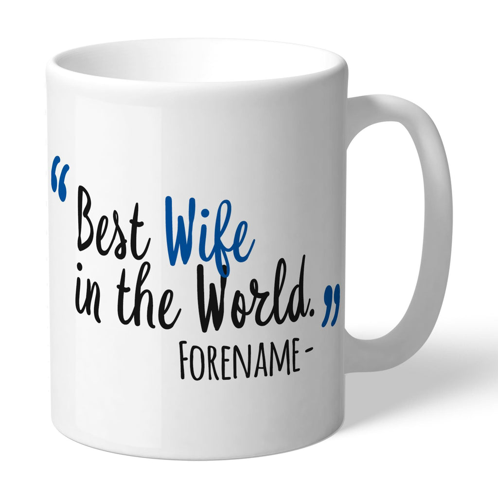 Reading Best Wife In The World Mug - Official Merchandise Gifts