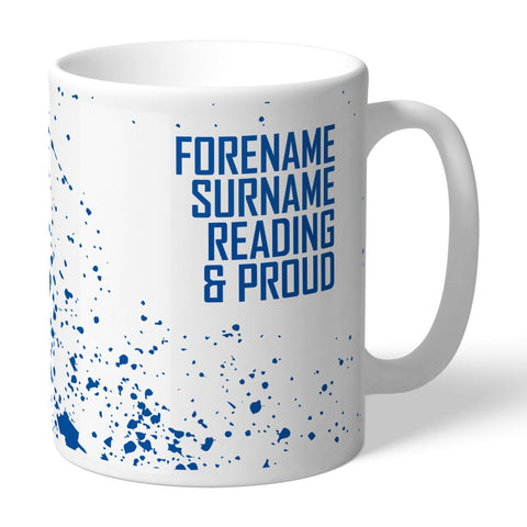 Reading FC Proud Mug - Official Merchandise Gifts