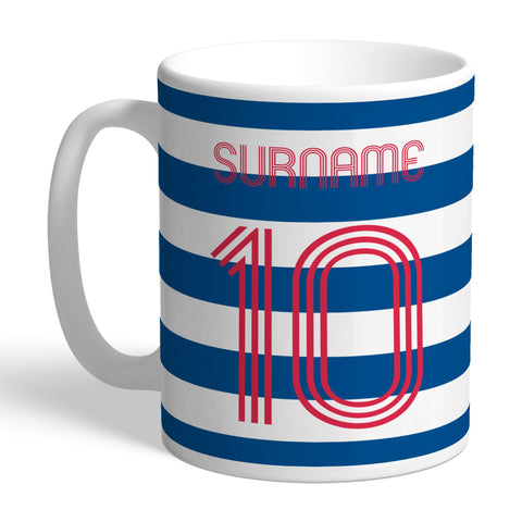 Reading FC Retro Shirt Mug - Official Merchandise Gifts