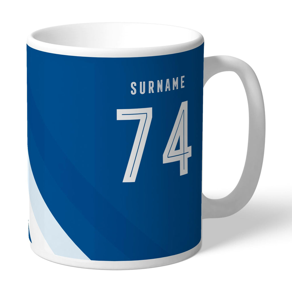 Reading FC Stripe Mug - Official Merchandise Gifts