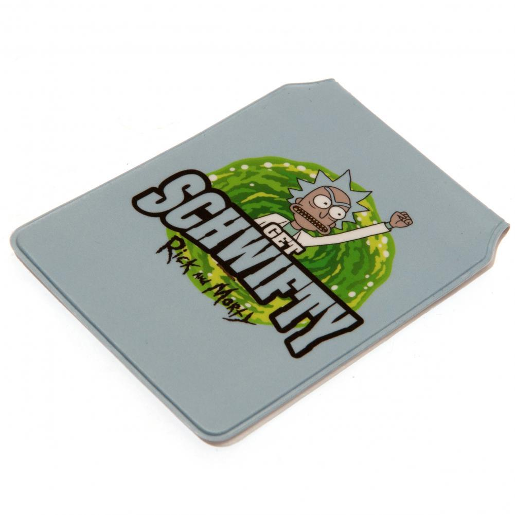 Rick And Morty Card Holder Schwifty, Clothing & Accessories by Glamorous Gifts UK
