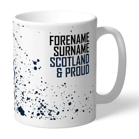 Scotland Proud Mug - Official Merchandise Gifts