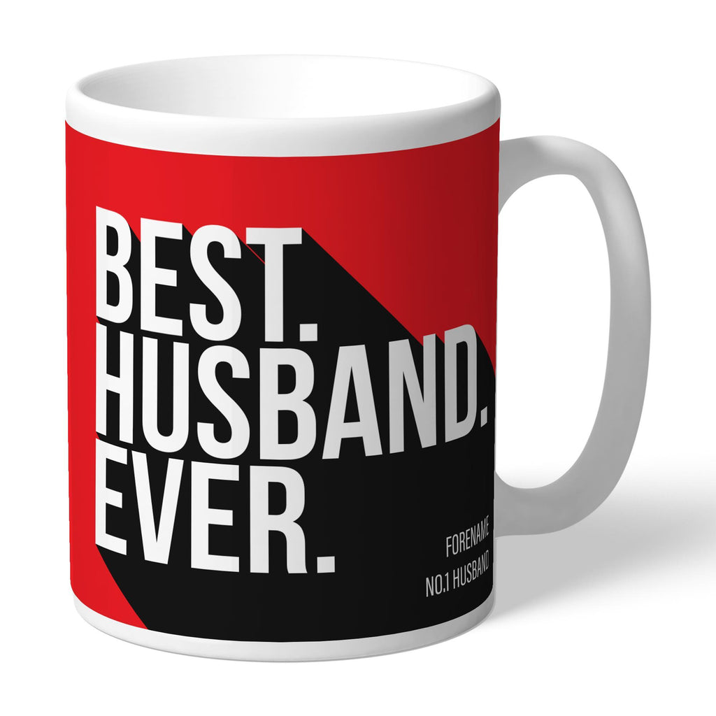 Sheffield United Best Husband Ever Mug - Official Merchandise Gifts