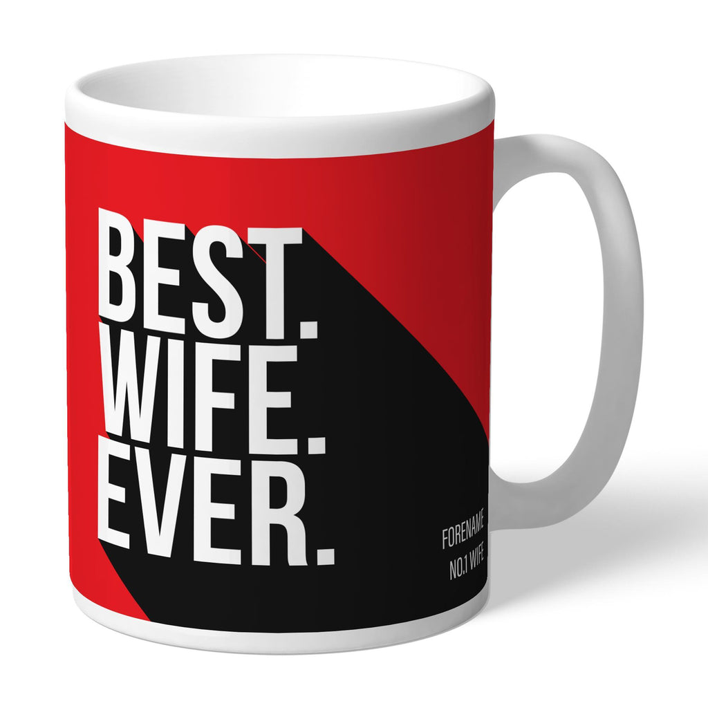 Sheffield United Best Wife Ever Mug - Official Merchandise Gifts