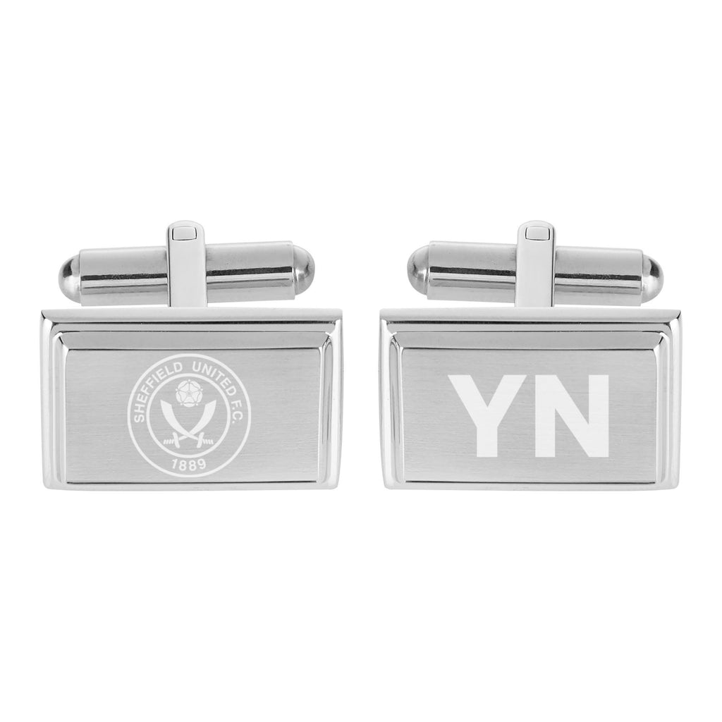 Sheffield United FC Crest Cufflinks - Official Merchandise Gifts