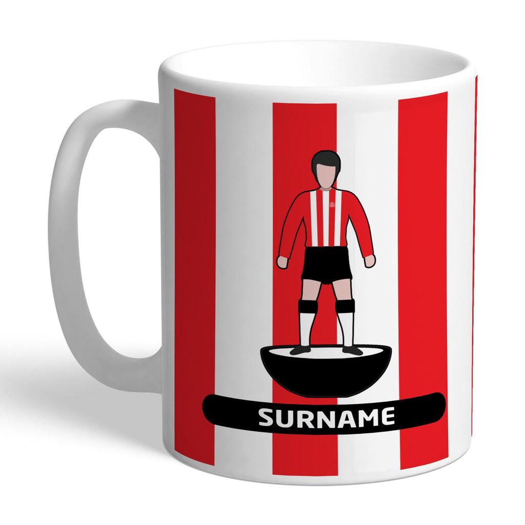 Sheffield United FC Player Figure Mug - Official Merchandise Gifts