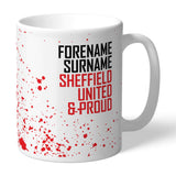 Sheffield United FC Proud Mug - Official Merchandise Gifts