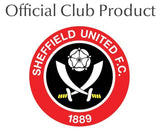Sheffield United Personalised Crest Straight Sided Beer Glass - Official Merchandise Gifts