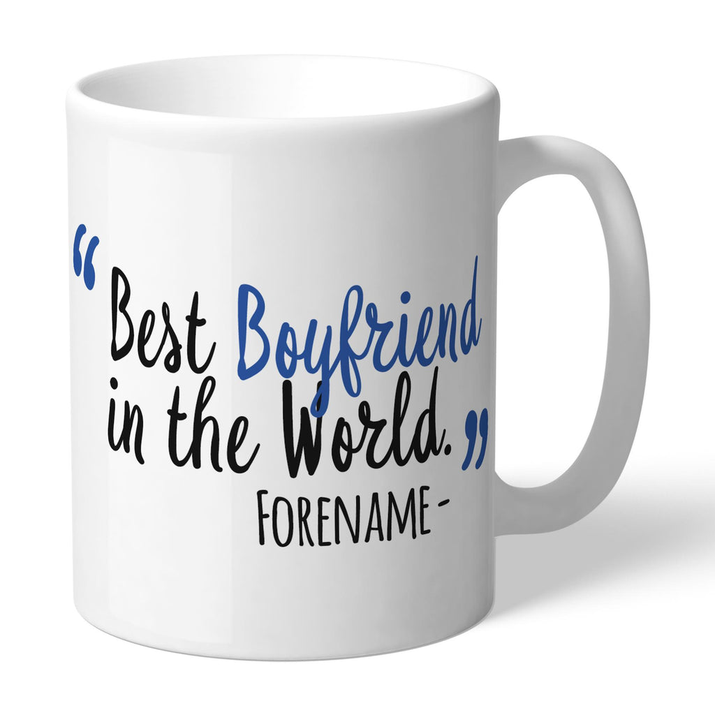 Sheffield Wednesday Best Boyfriend In The World Mug - Official Merchandise Gifts