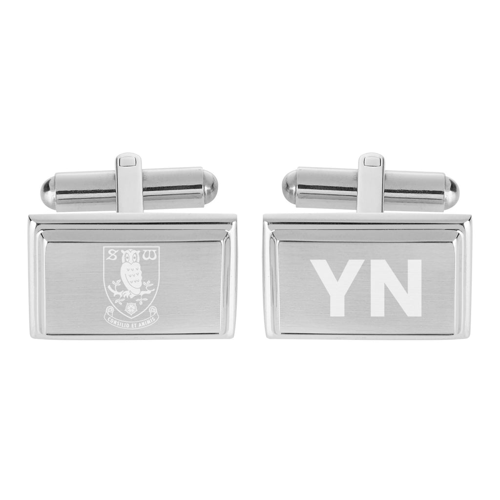 Sheffield Wednesday FC Crest Cufflinks - Official Merchandise Gifts