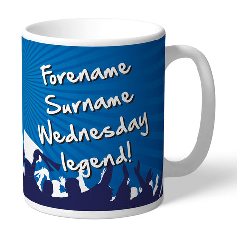 Sheffield Wednesday FC Legend Mug - Official Merchandise Gifts