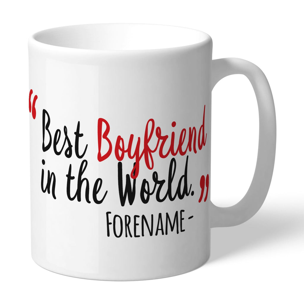 Southampton FC Best Boyfriend In The World Mug - Official Merchandise Gifts