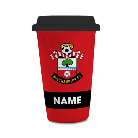 Southampton FC Eat Sleep Drink  Reusable Cup - Official Merchandise Gifts