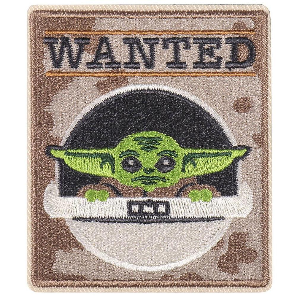 Star Wars: The Mandalorian Patch The Child, Art & Crafting Materials by Glamorous Gifts UK
