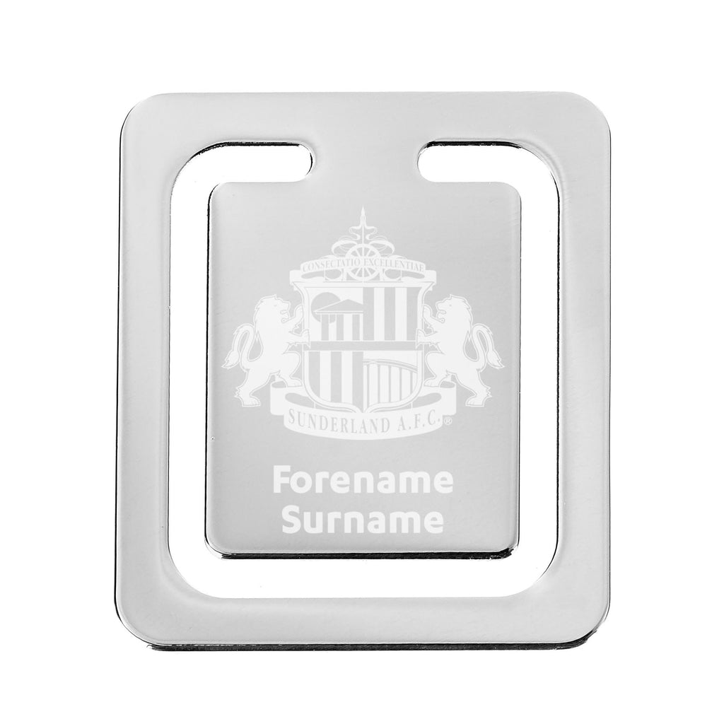 Sunderland AFC Crest Bookmark - Official Merchandise Gifts
