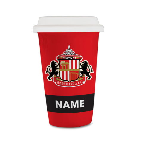 Sunderland AFC Eat Sleep Drink  Reusable Cup - Official Merchandise Gifts