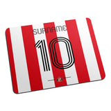 Sunderland AFC Retro Shirt Mouse Mat - Official Merchandise Gifts