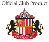 Sunderland AFC Retro Shirt Water Bottle - Official Merchandise Gifts