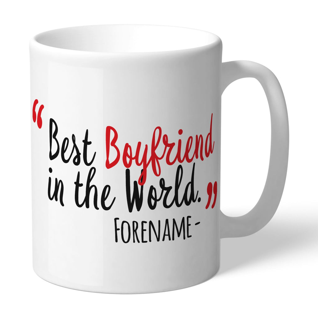 Sunderland Best Boyfriend In The World Mug - Official Merchandise Gifts