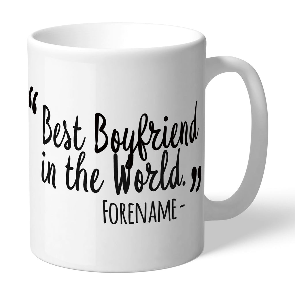 Swansea City Best Boyfriend In The World Mug - Official Merchandise Gifts