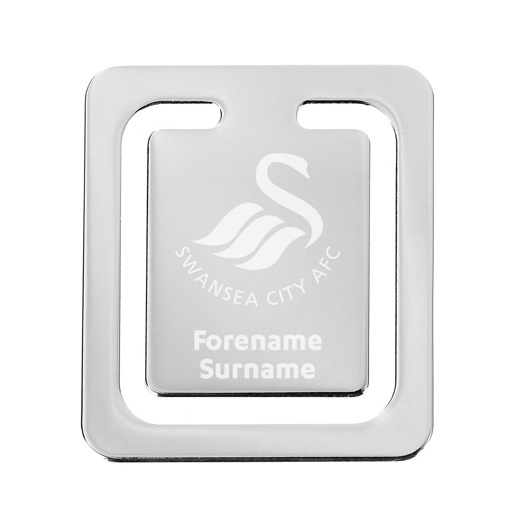 Swansea City Crest Bookmark - Official Merchandise Gifts