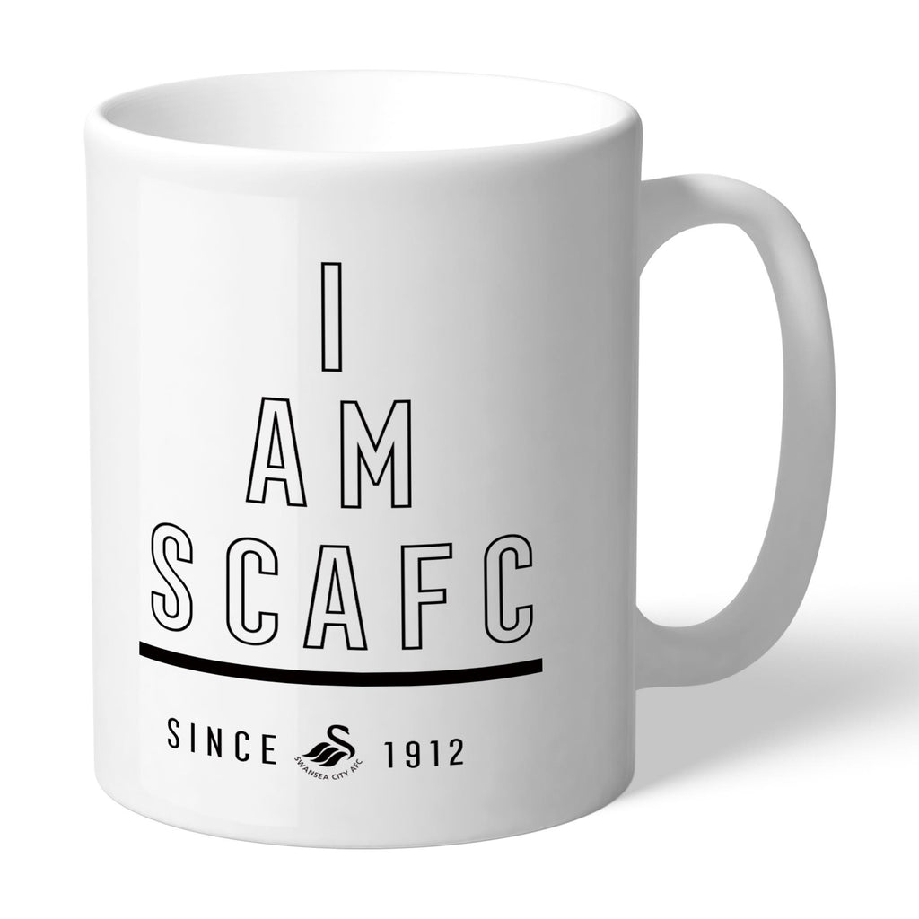Swansea City I Am Mug - Official Merchandise Gifts
