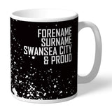 Swansea City Proud Mug - Official Merchandise Gifts