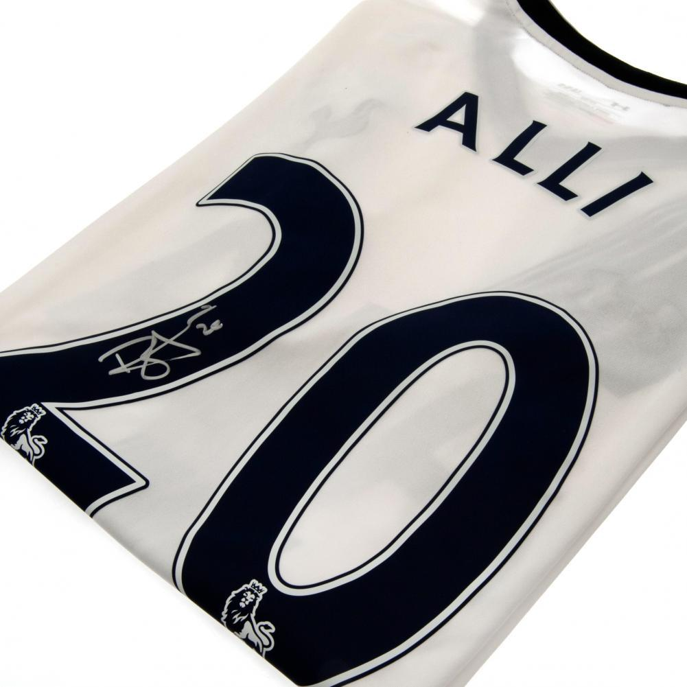 Tottenham Hotspur FC Dele Signed Shirt, Collectables by Glamorous Gifts