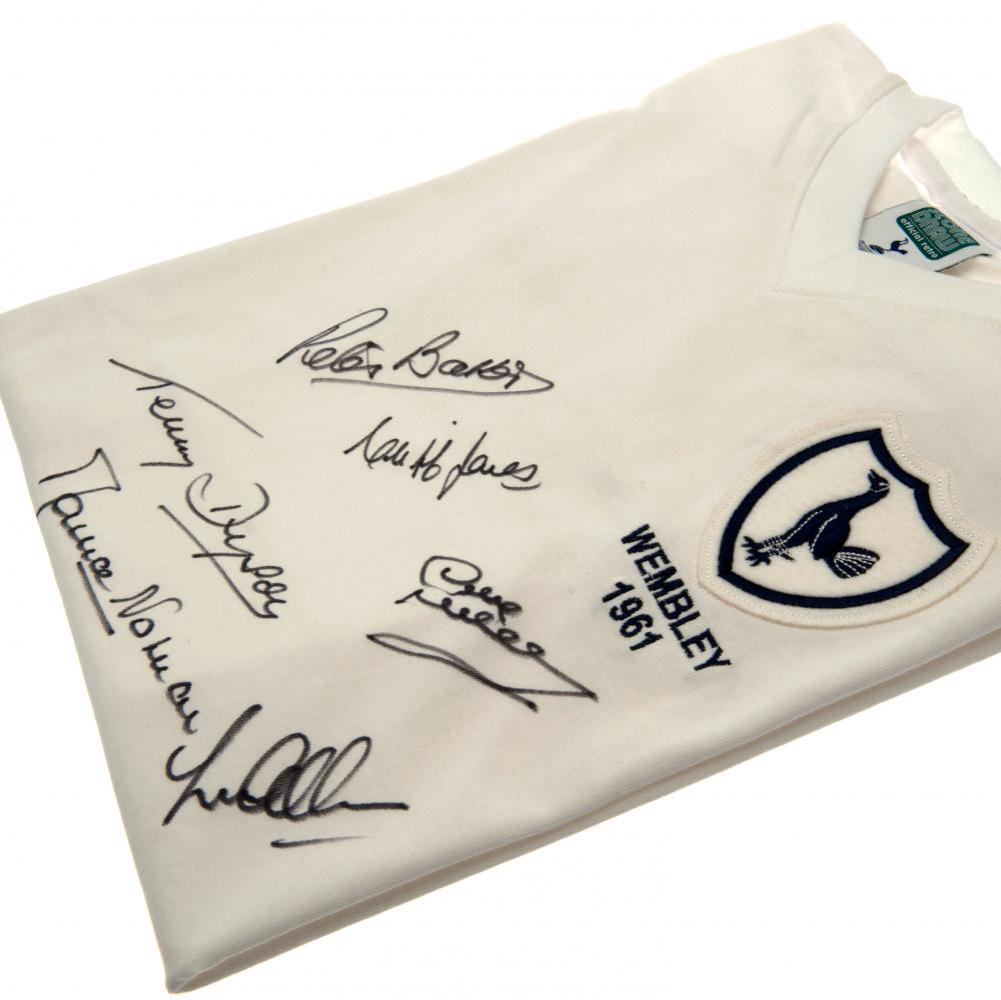 Tottenham Hotspur FC FA Cup Final Signed Shirt, Autographed Sports Paraphernalia by Glamorous Gifts