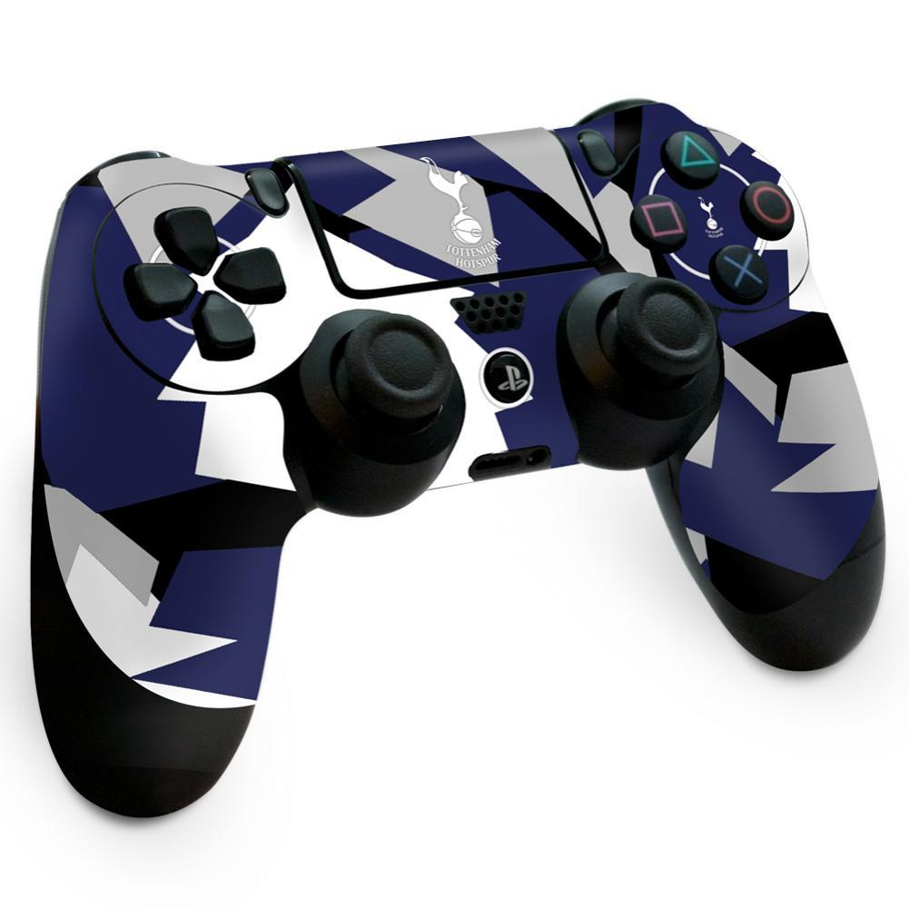 Tottenham Hotspur FC PS4 Controller Skin Camo, Electronics by Glamorous Gifts