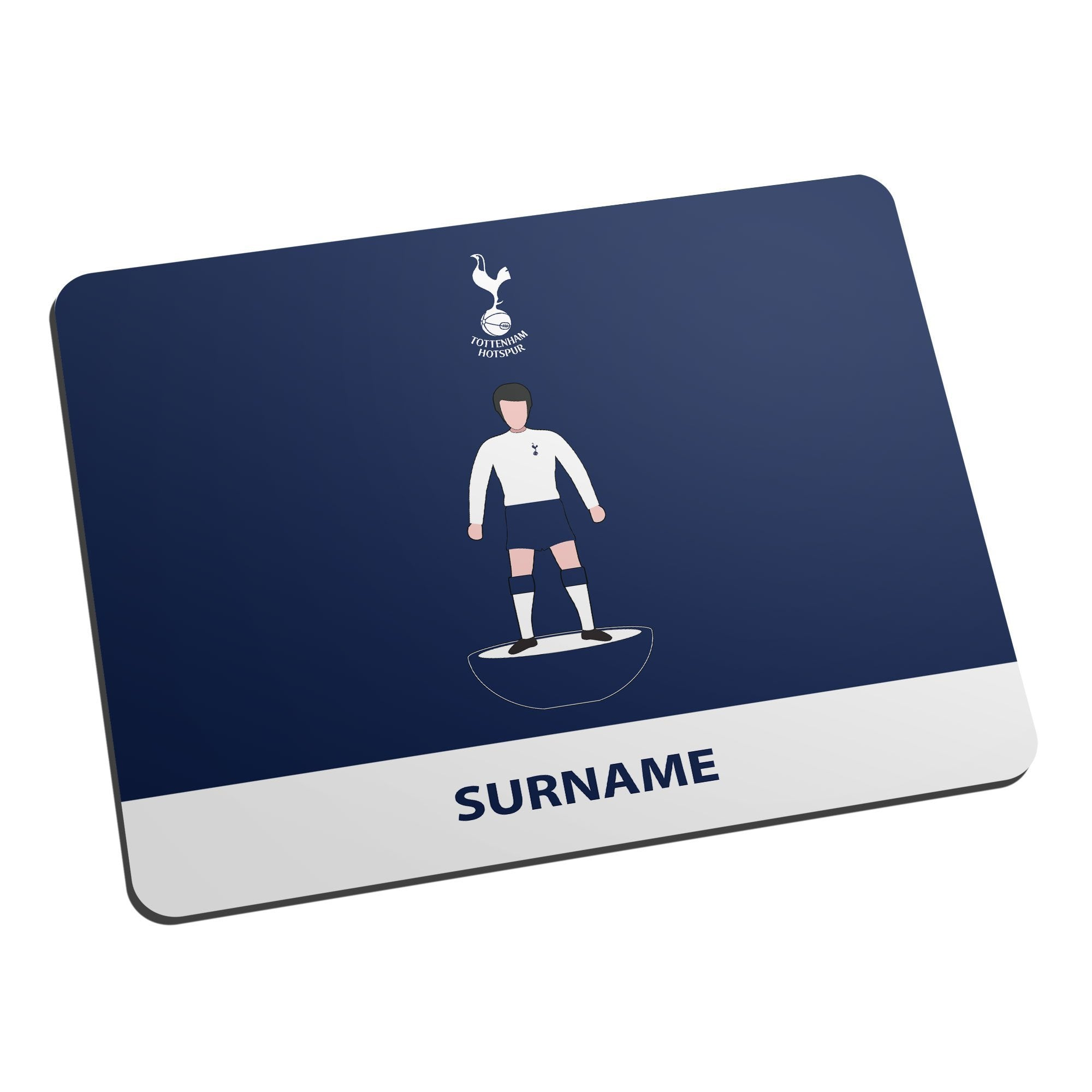 Personalised Tottenham Hotspur Player Figure Mouse Mat, Electronics by Glamorous Gifts
