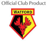 Watford FC Retro Shirt Water Bottle - Official Merchandise Gifts