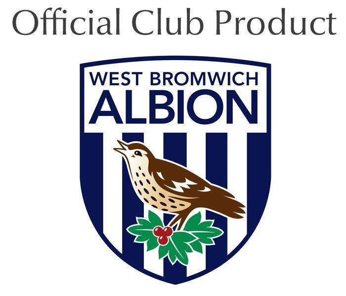 West Bromwich Albion F.C Personalised Bookmark CREST