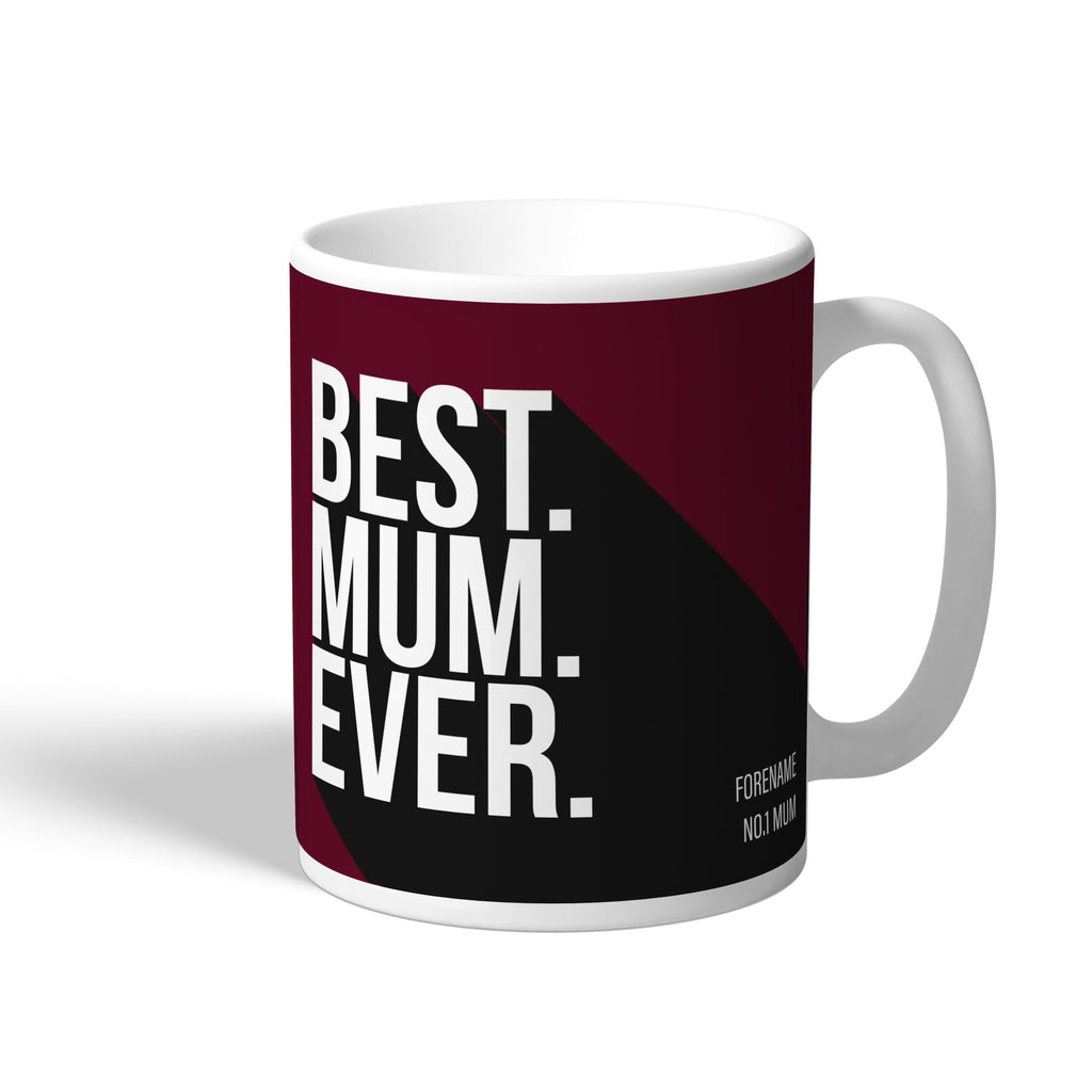 West Ham United FC Best Mum Ever Mug - Official Merchandise Gifts