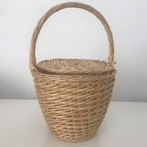 Birkin Basket Bag