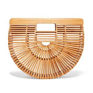 Large Bamboo Bag