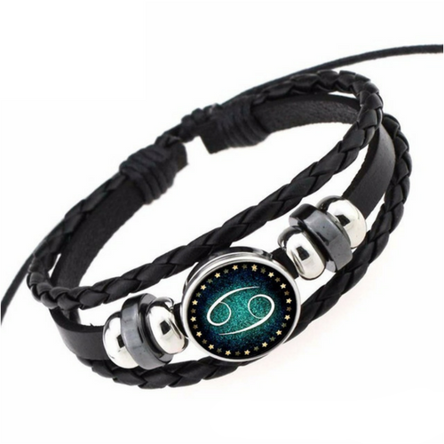 Bracelet Constellations du Zodiaque - Bouddha-Zen