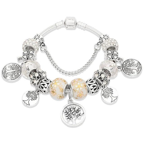 Image of Bracelet Tree Life Element