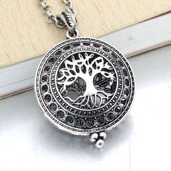 Collier Tree Life Essentiel - Bouddha-Zen