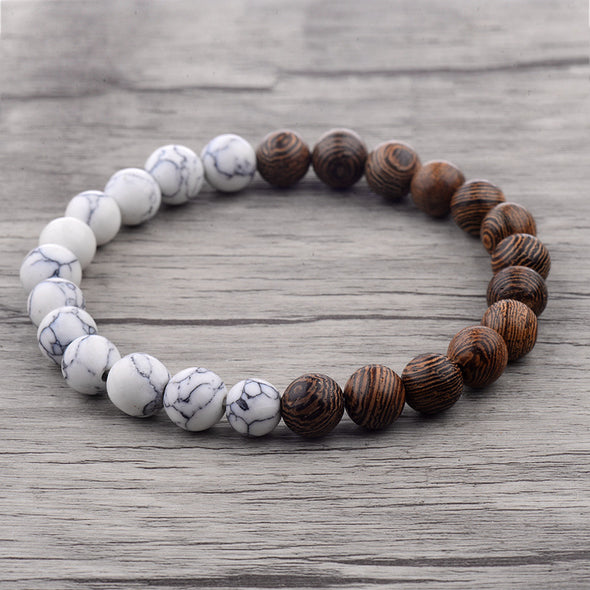 Bracelet Wood & Wellness