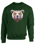 CRYSTAL BEAR Sweatshirt