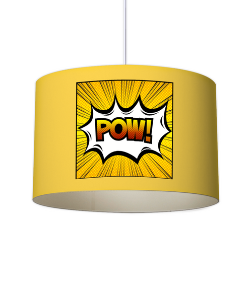 CARTOON POW Lampshade