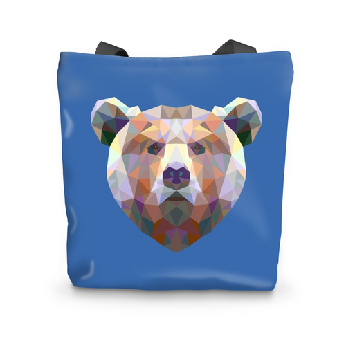 CRYSTAL BEAR Beach Bag