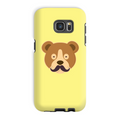 MOUSTACHE BEAR Phone Case