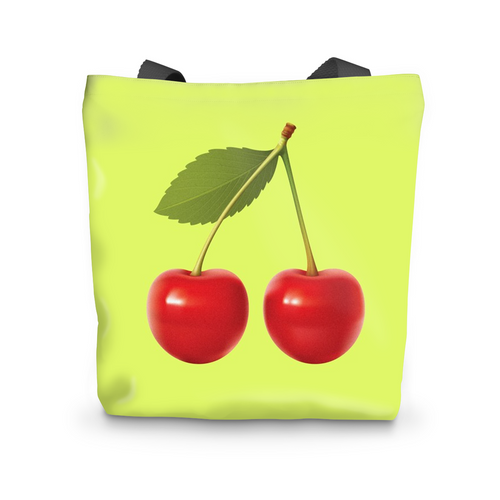 CHERRIES Beach Bag