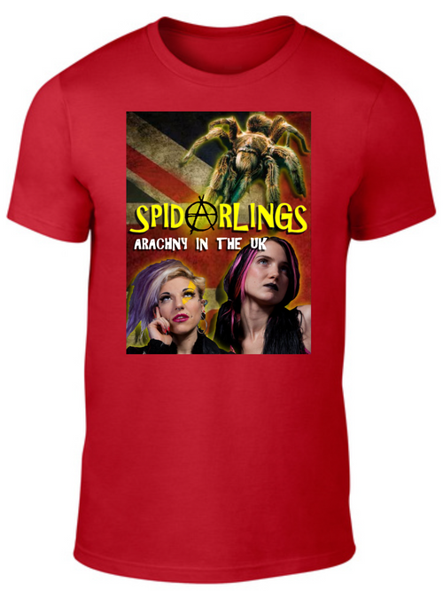 SPIDARLINGS Tee