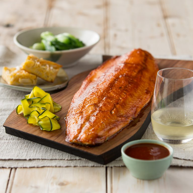 Korean BBQ Huon Salmon