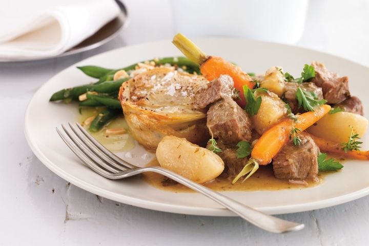 Navarin of Lamb (Diced Lamb)